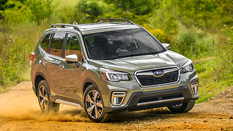 2019 Subaru Forester Road Test Review Autoblog