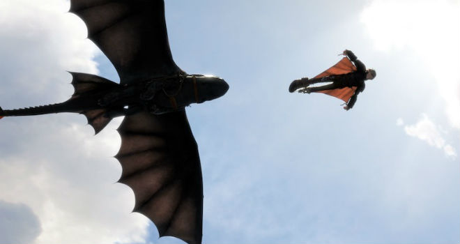 A new how to train your dragon 2 clip proves baby dragons are a how to train your dragon 2 ccuart Image collections