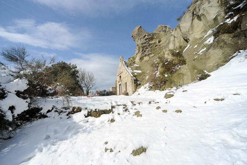 Le 20 chiese nella roccia più belle d'Italia (secondo