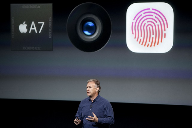 touch id phil schiller