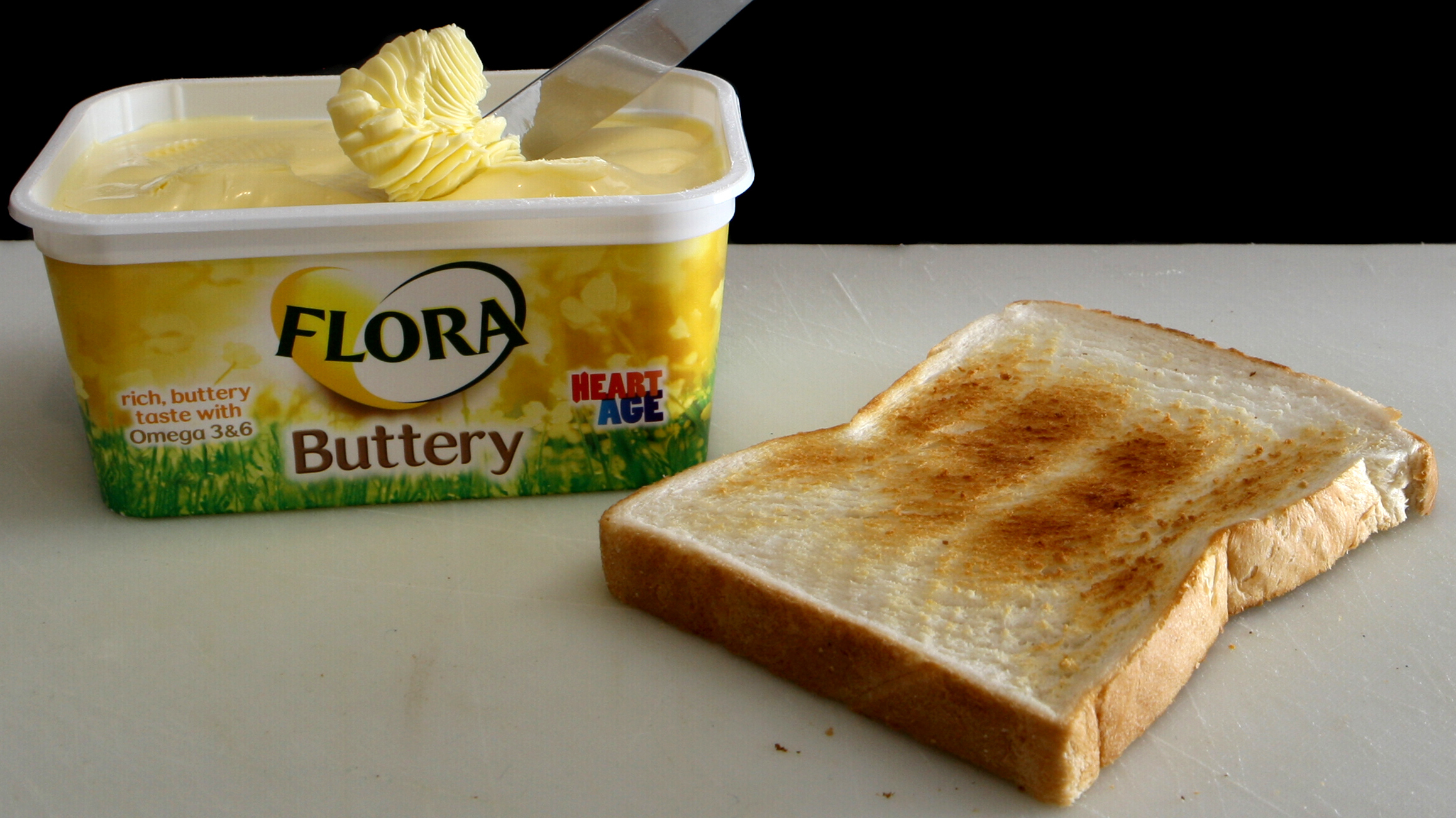 Unilever spreads offload