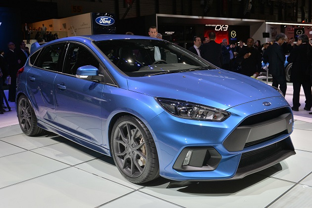 0-100km/h加速4.7秒の新型フォード「フォーカスRS」、米国での価格は約440万円から