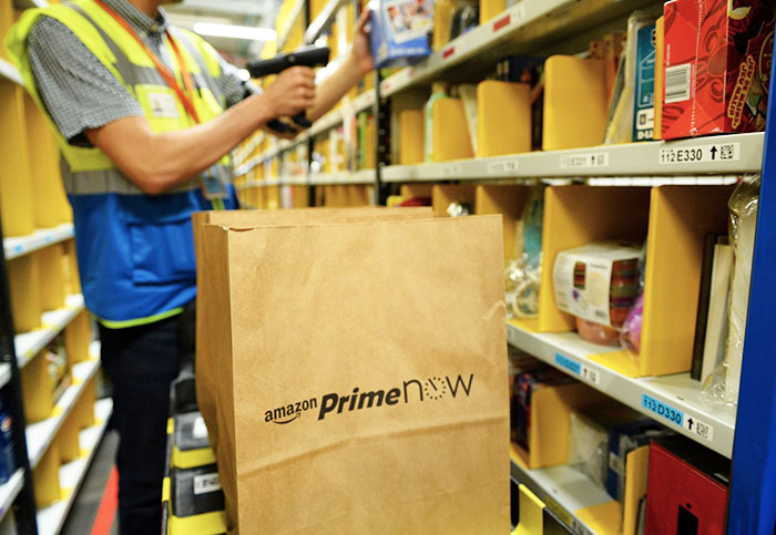 Amazon touts Prime Day results despite slumping profits