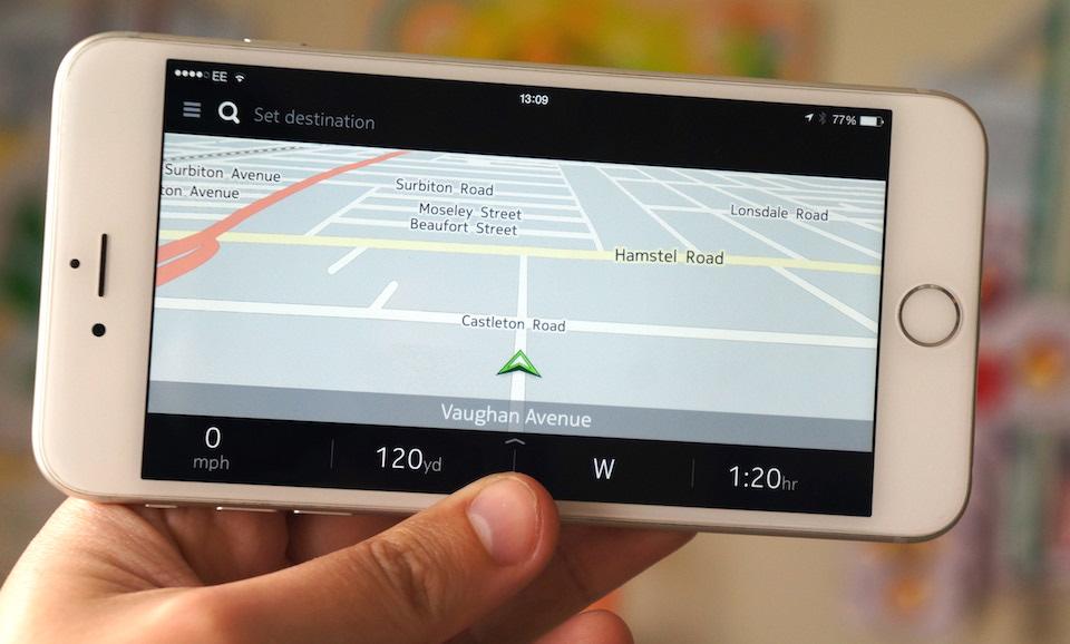 Nokias Here Maps finally returns to iOS