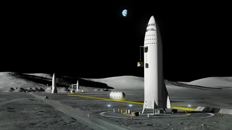 engadget.com - SpaceX gives us a glimpse of its Mars base vision