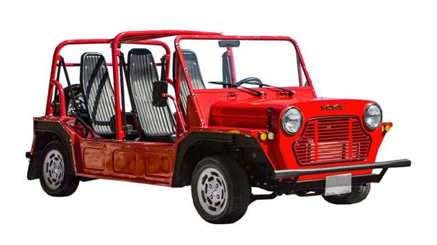 あのミニ・モークが電気自動車として復活! 今夏より米国で販売開始