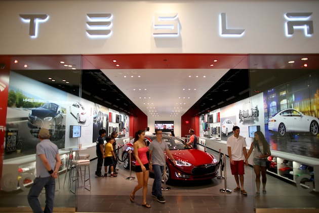 いま全米で一番売れている電気自動車はテスラ「モデルS」?