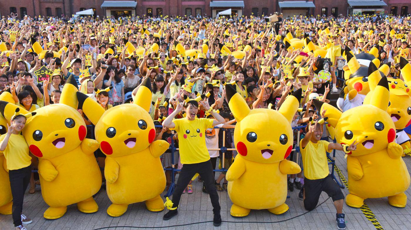 Twitch will host a 24-hour Pokémon marathon this Saturday