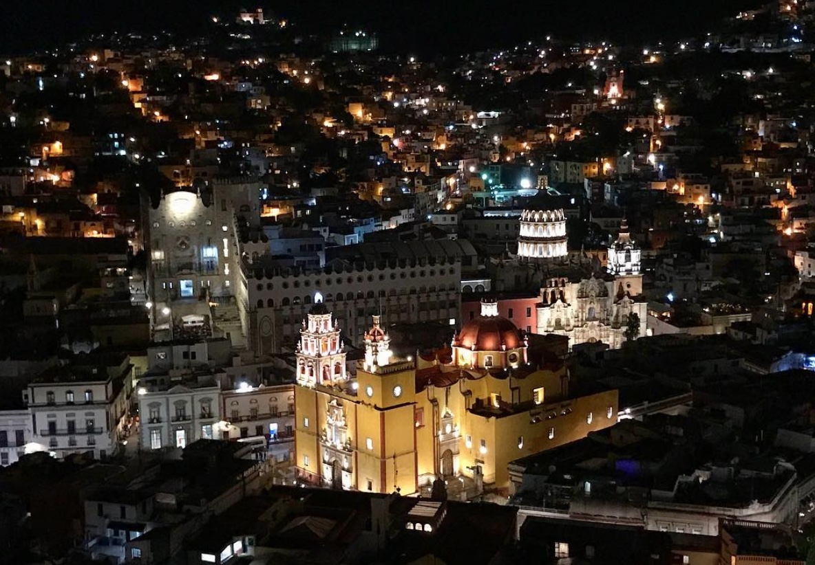 Guanajuato.