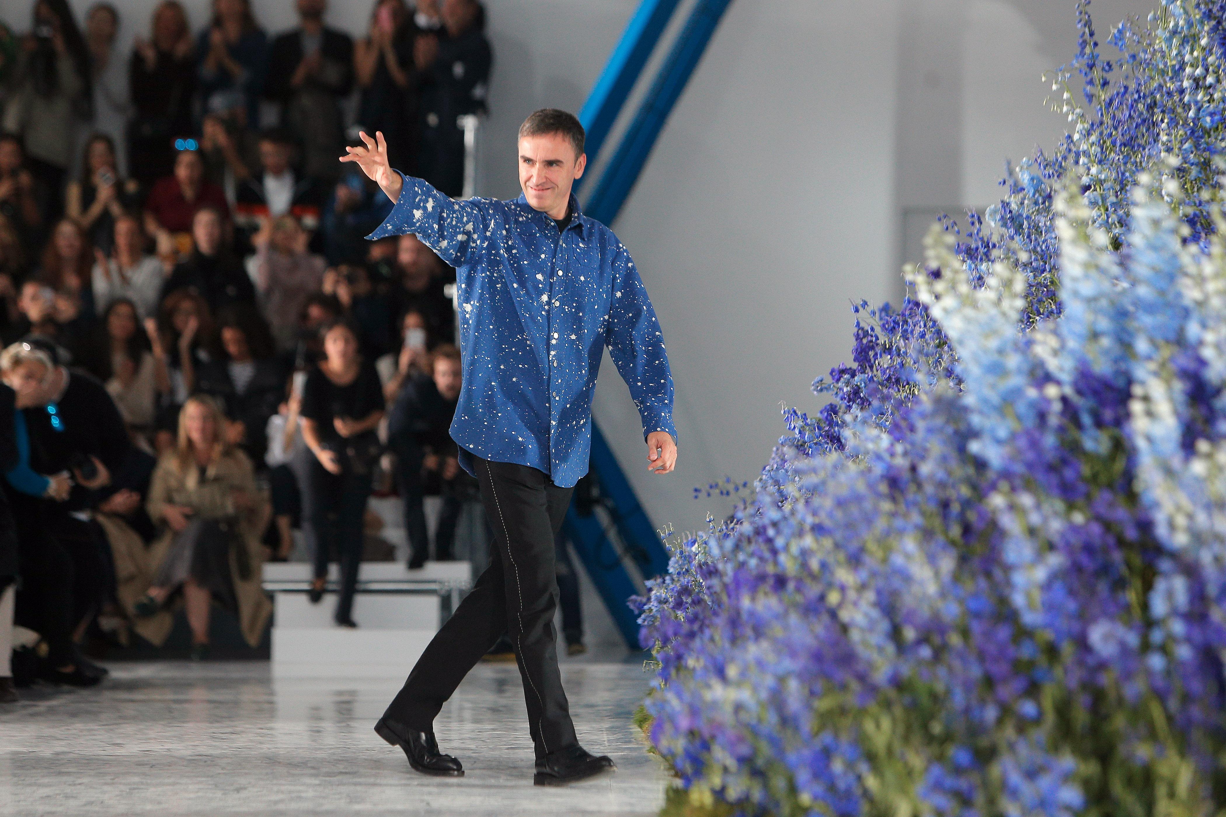 Paris Christian Dior Raf Simons