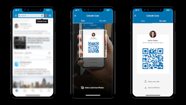 Twitter Adds QR Codes to Share Your Profile