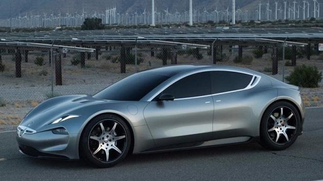 フィスカーの新型電気自動車「EMotion」の全貌が明らかに わずか9分で急速充電&航続距離640km以上!