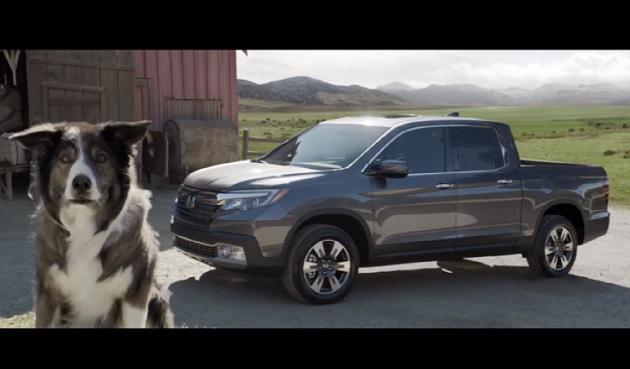 【ビデオ】ホンダが、新型「リッジライン」のスーパーボウル用CMを公開 羊たちがクイーンの曲を熱唱!?