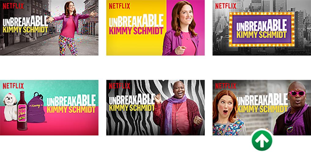 Netflix 缩图怎么做才吸引人?一切都是科学来着