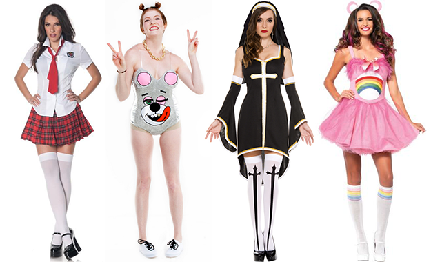The most inappropriate Halloween costumes you SHOULDN'T buy