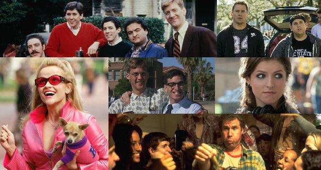 best college comedies