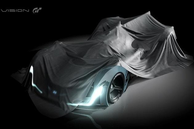 フランクフルトでお披露される「ヒュンダイ N 2025 ビジョン グランツーリスモ」のティーザー画像が公開