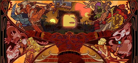 Warcraft Art Fan Art And Community Comic Updates Engadget