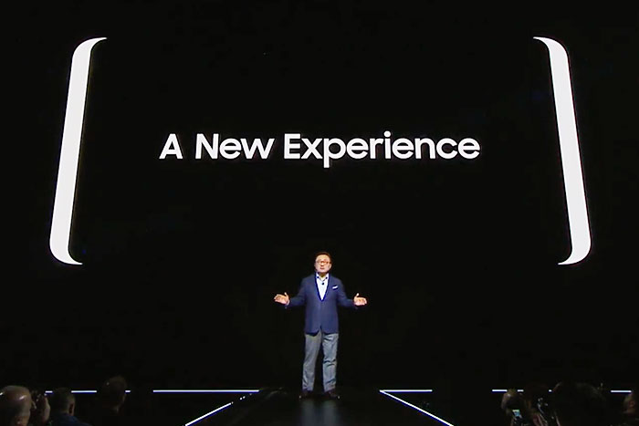 Live from Samsung's Galaxy S8 event!