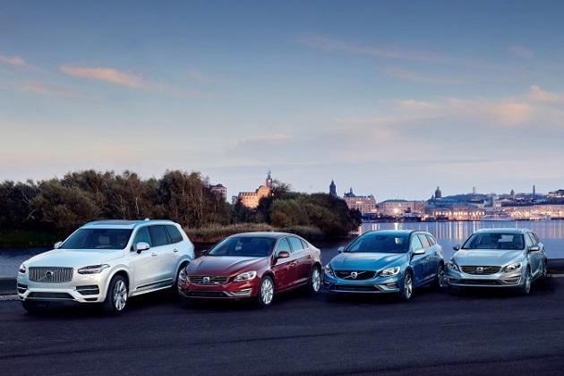 ボルボ、今後は全モデルにプラグインハイブリッドを設定! 電気自動車は2019年までに発売予定