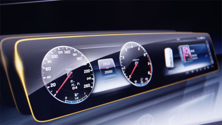 My E Clas >> The 2017 Mercedes-Benz E-Class interior is the new ...