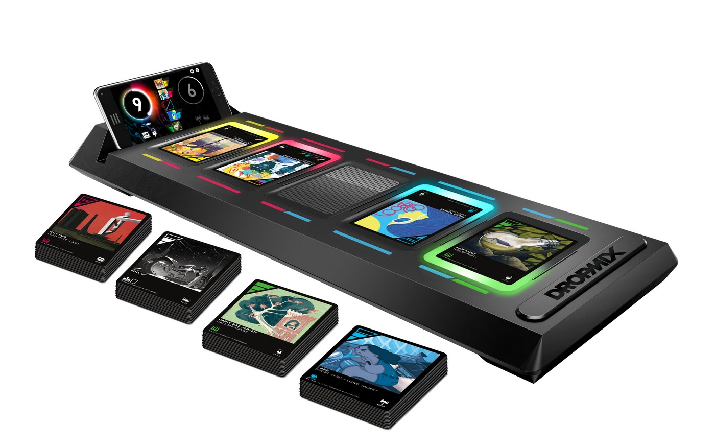 Harmonix collaborates with Hasbro on a new card-based music game