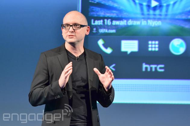 HTC 設計部 SVP Scott Croyle 已確認將會離職