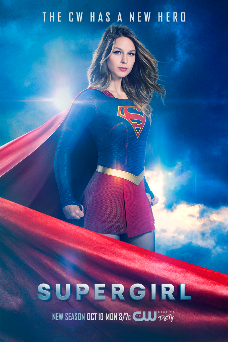 supergirl, season 2, melissa benoist, the CW