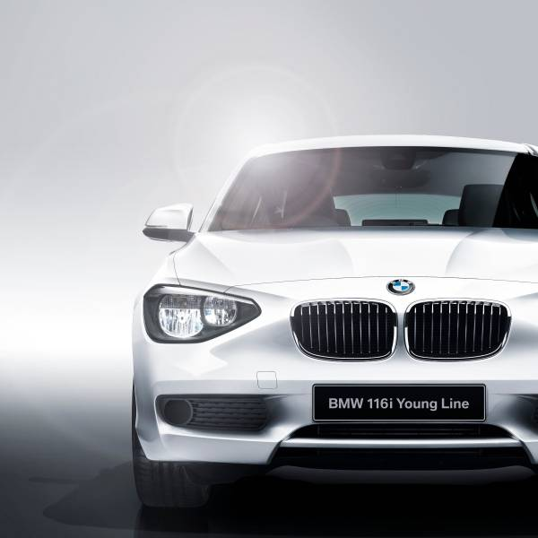 BMW 116i Young Line