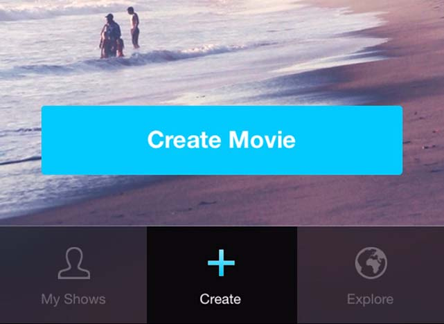 Slidely Show lets you combine media to make nice video slideshows
