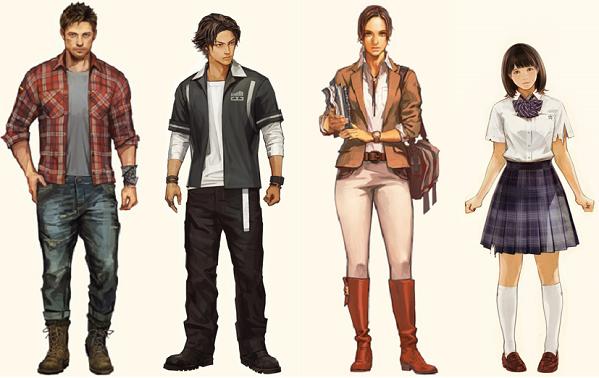 Left 4 Dead Survivors Brings A New Team To Japanese Arcades