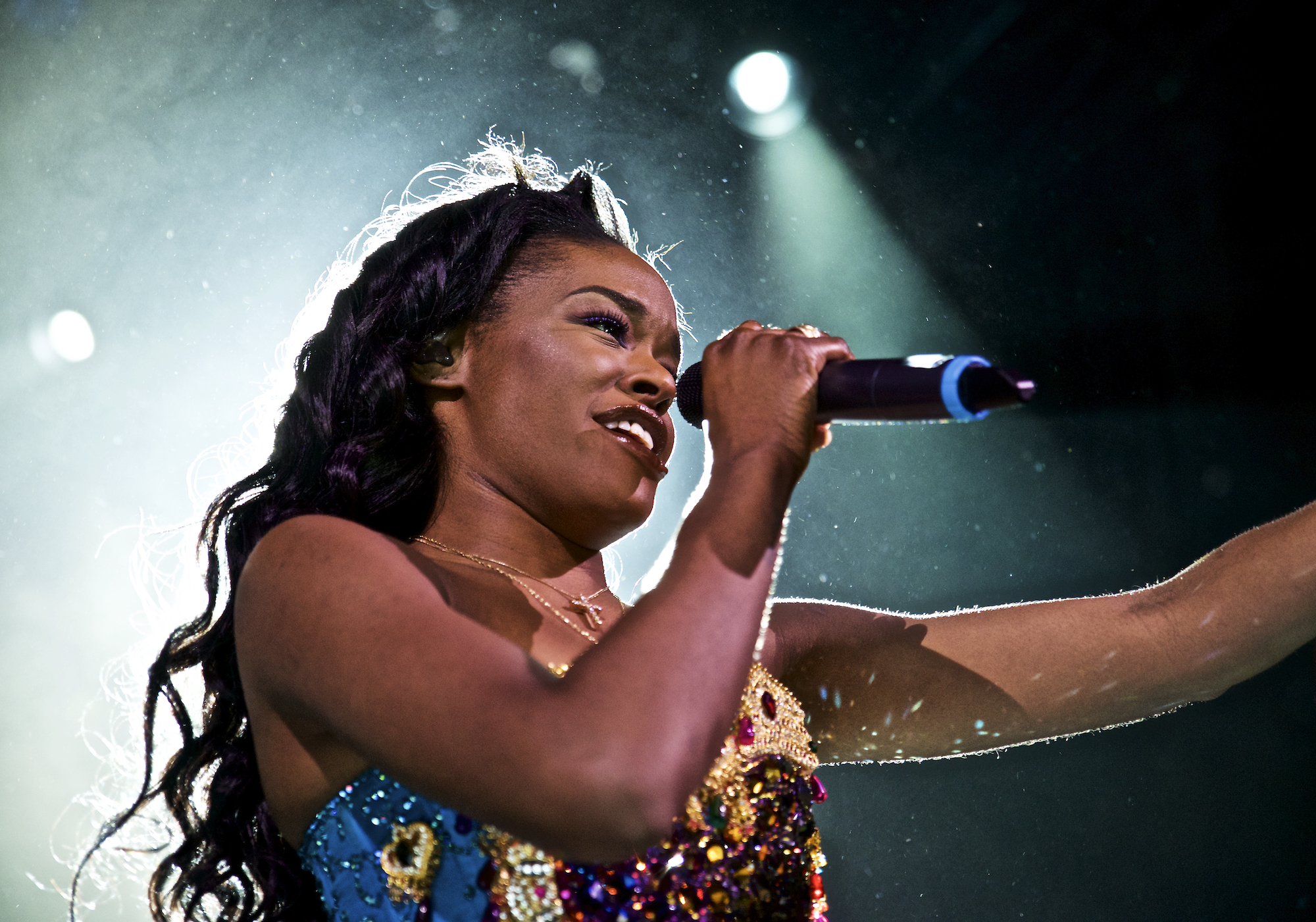 Azealia Banks In Concert - New York