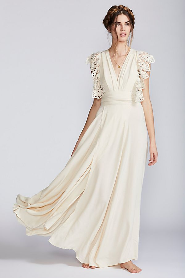 Off the rack wedding dresses to buy for a quickie ceremony free people junglespirit Choice Image