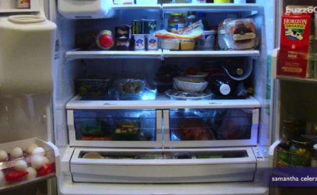 There's a hidden danger lurking in your fridge