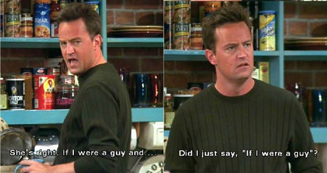 chandler bing friends quotes
