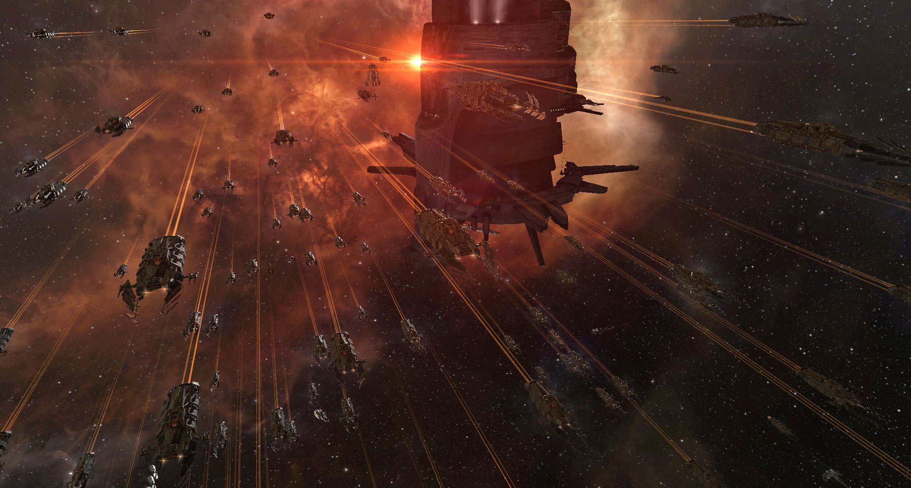 EVE Online to Go Free in November