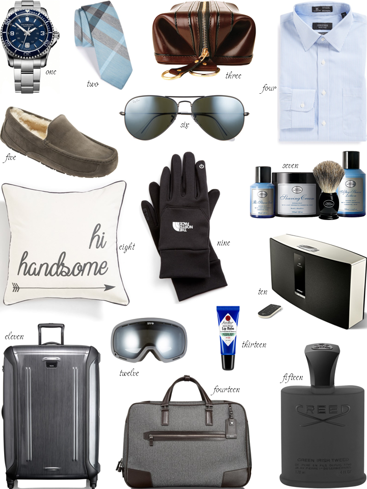 Gift Guide: Valentineu0027s Day For Men