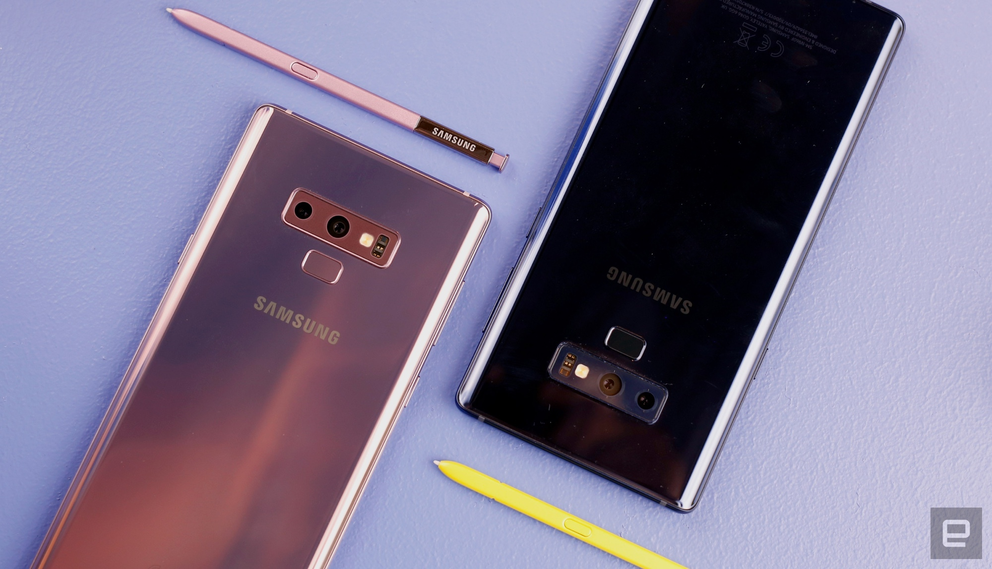 Galaxy Note 9、Galaxy Watch、Galaxy Tab S4 齐齐亮相中国