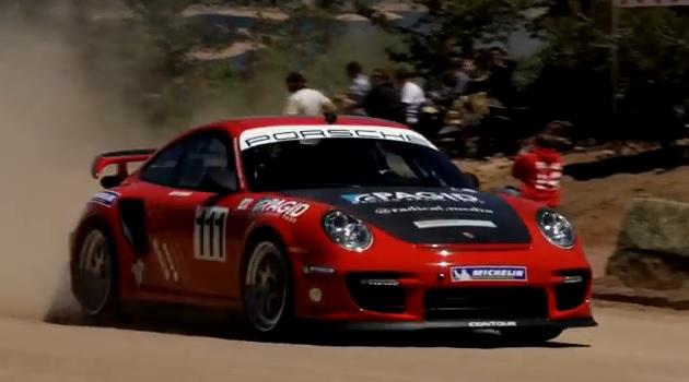 【ビデオ】パイクスピークに挑むツワートの「911」、その製造工程と走りを映像で