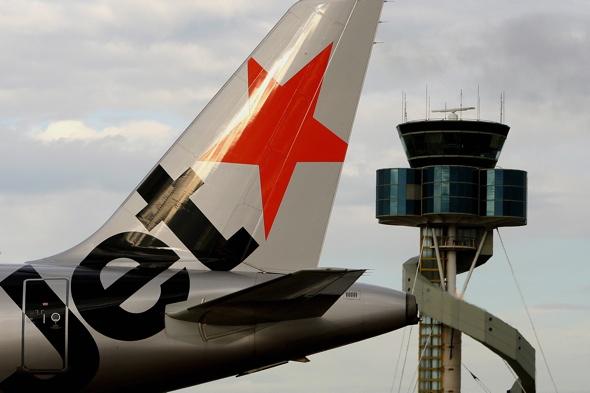 Jetstar flight attendant warns passengers to dispose of drugs
