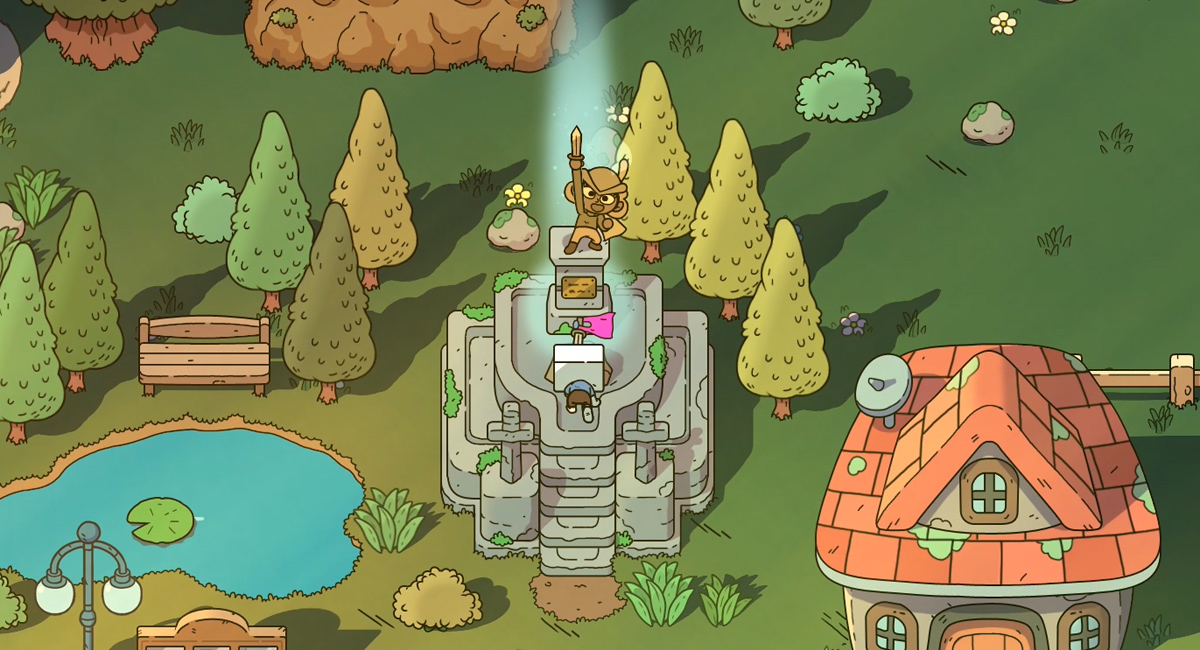 'Swords of Ditto' scratches that retro 'Zelda' itch