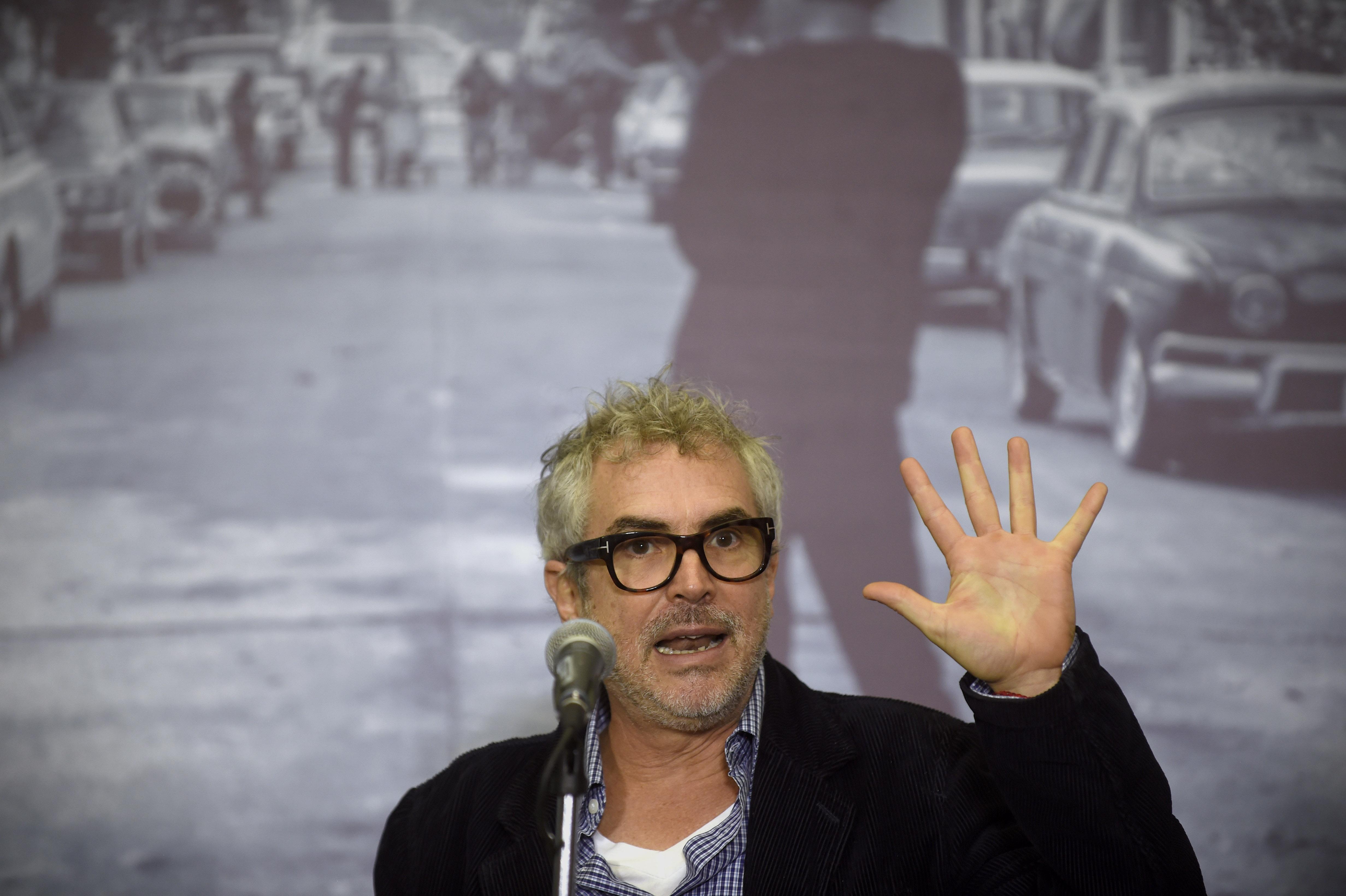 Alfonso Cuarón nos da una probadita de su nueva película