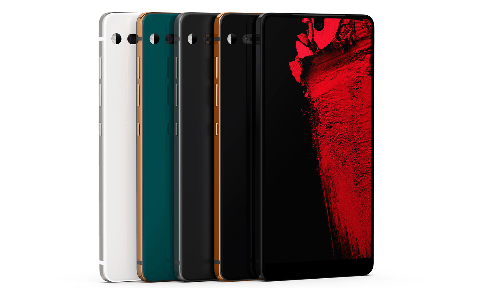Essential Phone's new colours are gorgeous, but also very limited
