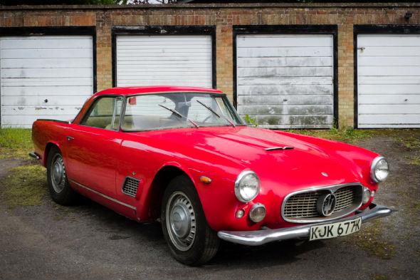 Maserati 3500 GT Anglia Car Auctions