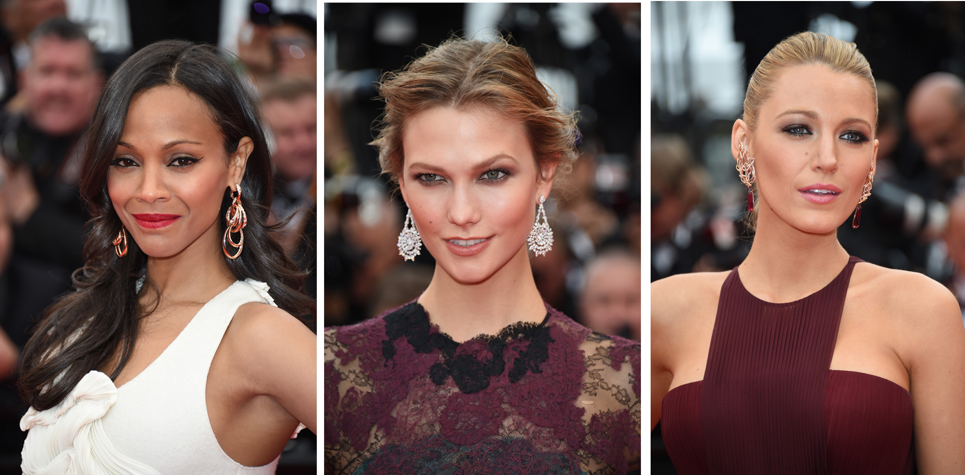 2014 wrap-up: Best celebrity beauty moments