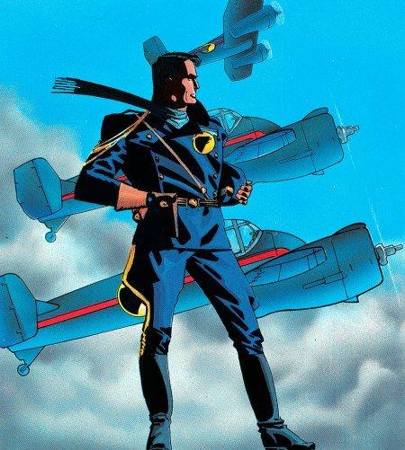 Steven Spielberg to take on DC Comics film Blackhawk