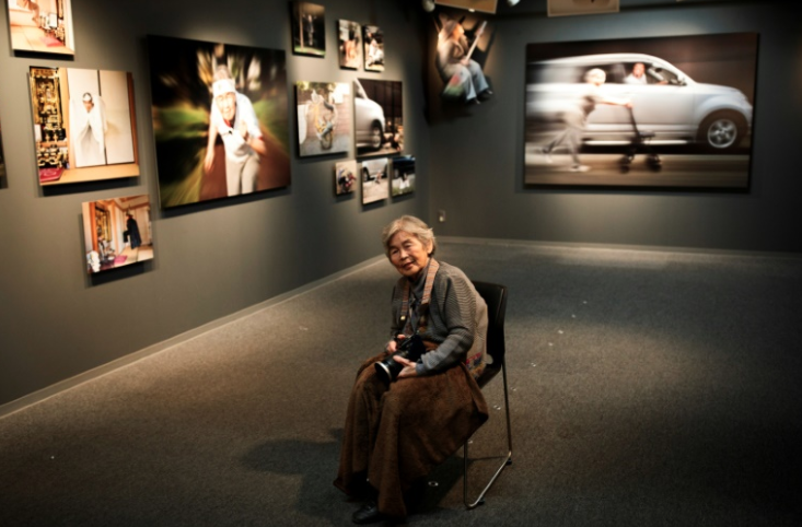 Watch: Japan's 'Insta-Gran' Finds Fame With Her Wacky