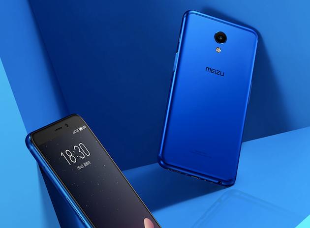 魅蓝S6是魅族首款用上18:9屏幕的手机