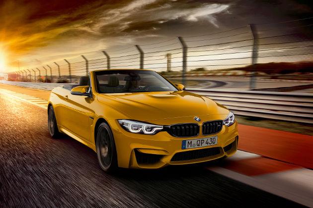世界限定わずか300台! BMWがMモデルのコンバーチブル30周年を記念して「M4 コンバーチブル エディション 30 Jahre」を発表