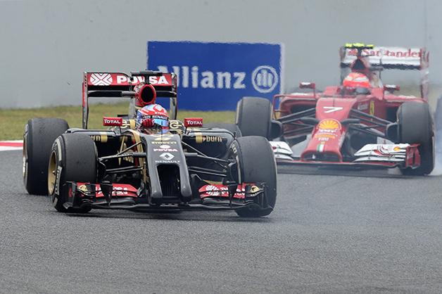 2014 Spanish Grand Prix.